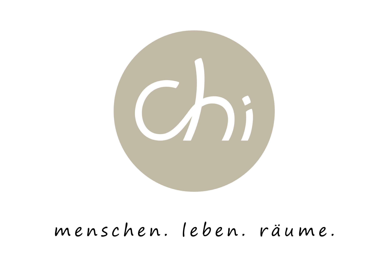 Logo von chi - menschen. leben. räume.